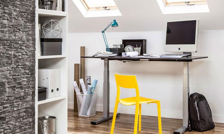 Biuro wdomu biurko