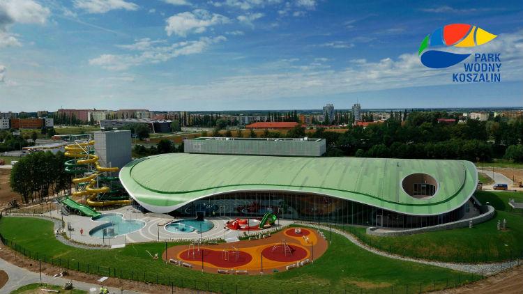 Park Wodny Koszalin budynek