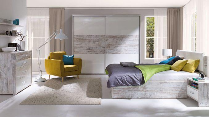 Na dzień dobry i dobranoc - małe i wielkie rozwiązania dla komfortowej sypialni od WAJNERT MEBLE