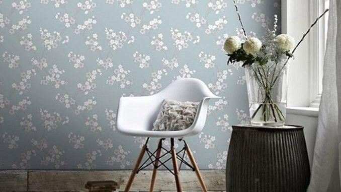Letnie inspiracje - motywy kwiatowe na ścianie