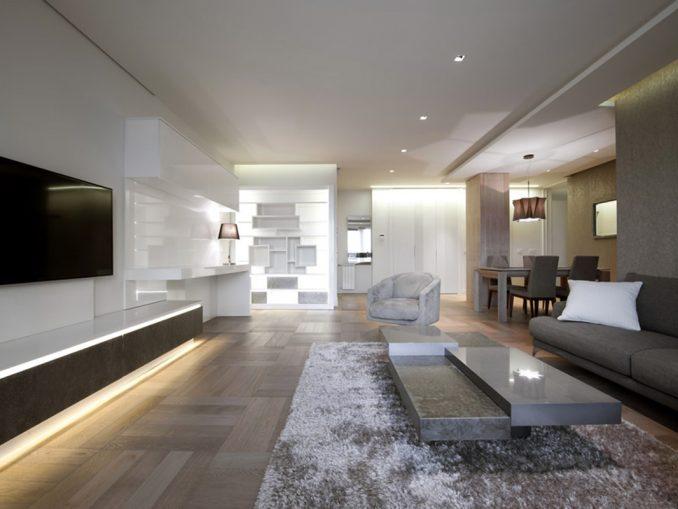 Oświetlenie LED w salonie - najlepszy sposób na efektowną aranżację