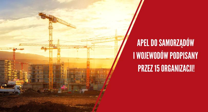 POiD - Już 15 organizacji poparło apel o ratowanie miejsc pracy oraz gospodarki